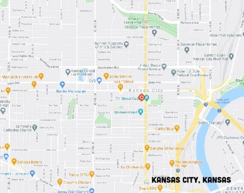 KCK Map