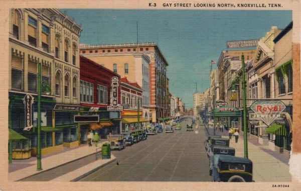 Gay Street Historic