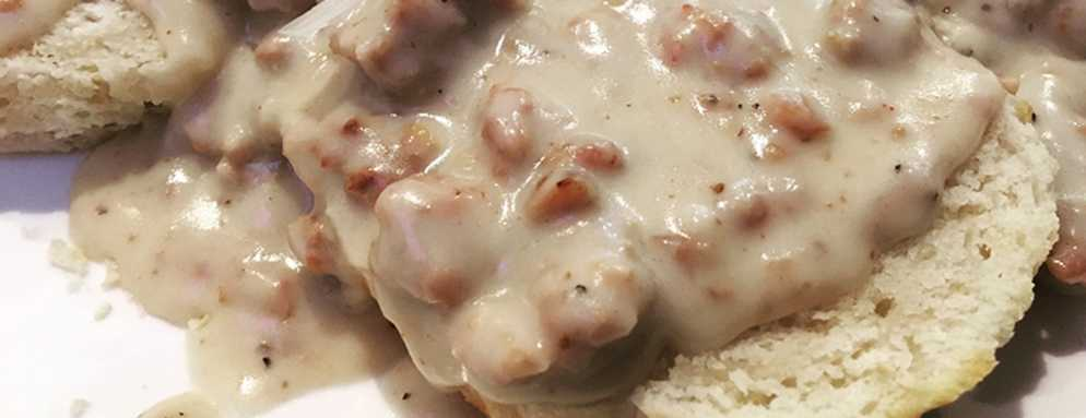 Best Biscuits and Gravy in KC|OP