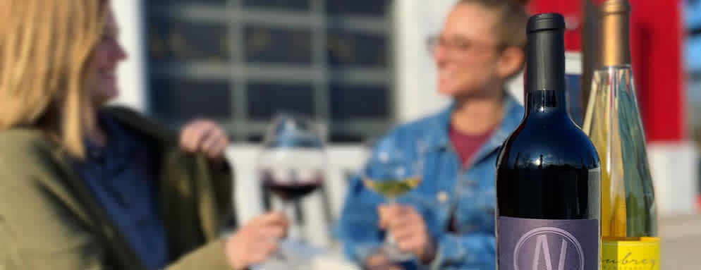 girls-trip-to-overland-park-with-wine