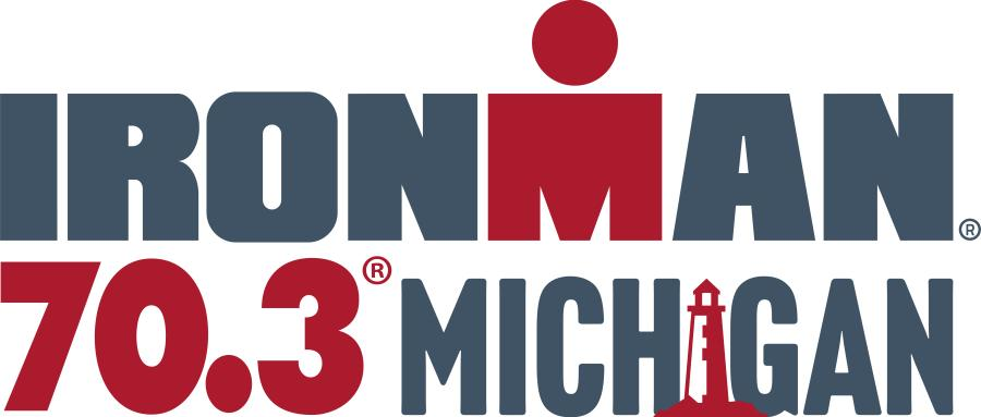 IRONMAN 70.3 Michigan Logo