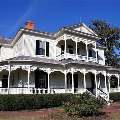Museum of the Cape Fear Poe House