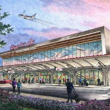 Fayetteville Regional Airport
