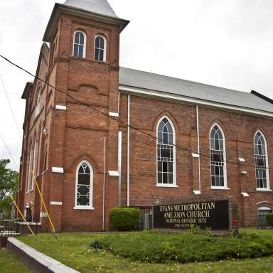 Evans AME Church