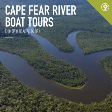 Cape Fear River Boat Tour