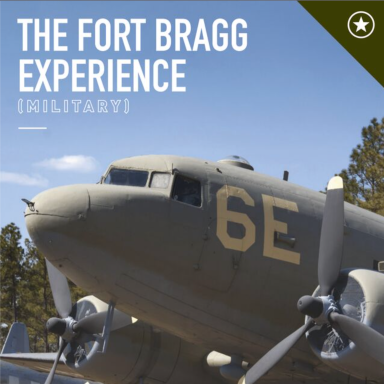 Group Tour Cards - Fort Bragg