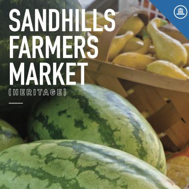 Sandhills Farmers Market
