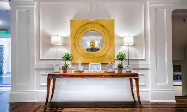 Claremont Club & Spa - A Fairmont Hotel Lobby