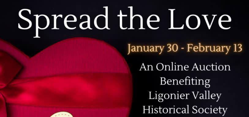 Ligonier Valley Historical Society V-Day Fundraiser