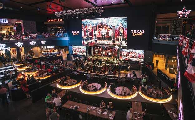 Texas Live! Entertainment Complex | Arlington, Texas