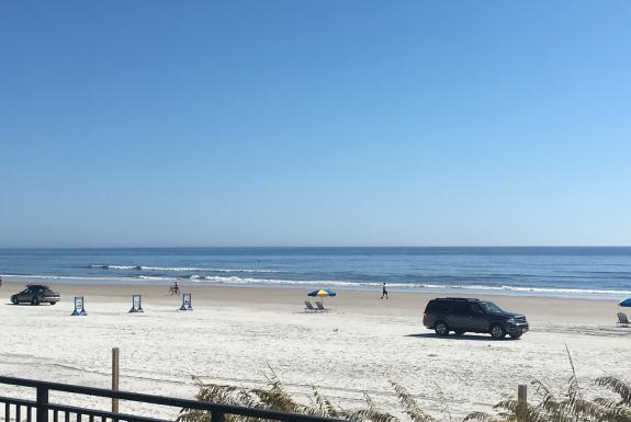 Wheels Or Walk Where To Drive Your Car On Daytona Beach