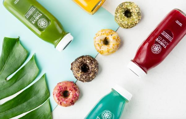 Thrive donuts