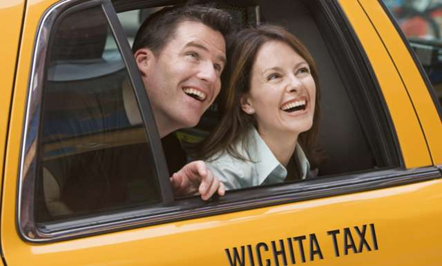 Public Transportation And Taxi Services In Wichita