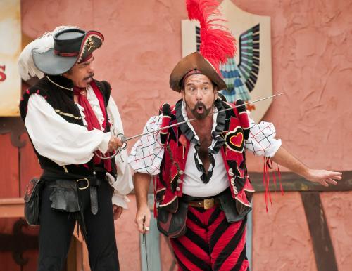 Pirates Weekend - Carolina Renaissance Festival