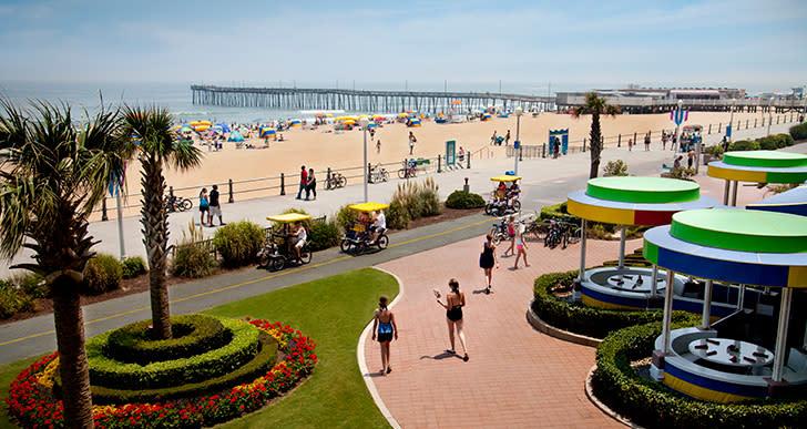 Virginia-Beach-Boardwalk