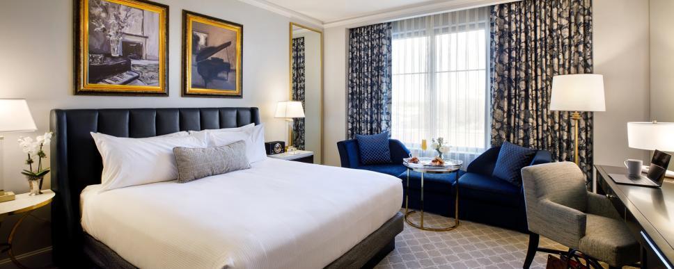 Hotel Carmichael - Standard King Room