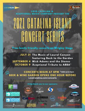 2021 Concert Series REVISED 8.17.21
