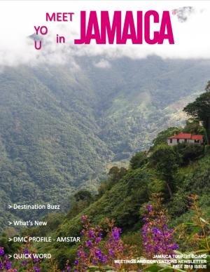 Meet You in Jamaica - Autumn 2018