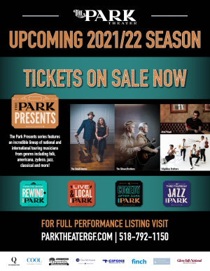 The Park Theater Foundation - Upcoming 202122 Season