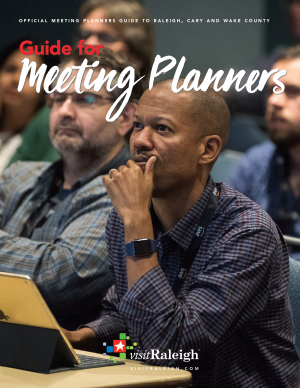 Meeting Planners Guide cover