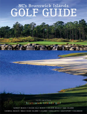 2021 Golf Guide cover