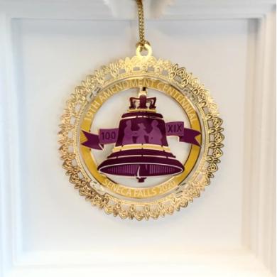 100th Anniversary of 19th Amendment Commemorative Ornament