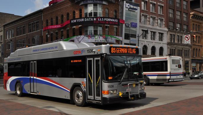 Getting Around Columbus, Ohio | Transportation & Maps