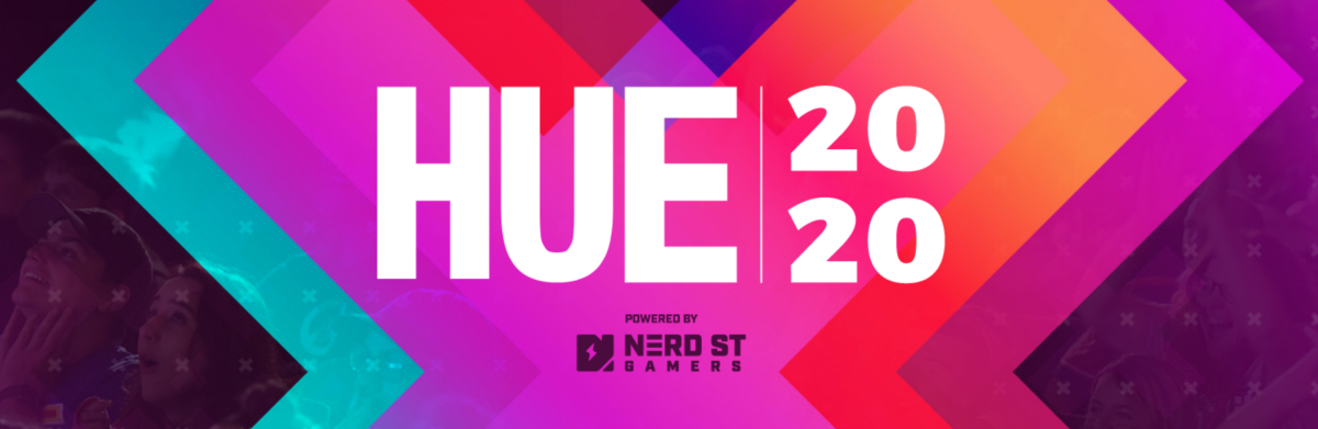 HUE Invitational Logo 2020