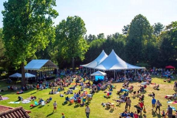 5 Music Festivals Where You Can Camp