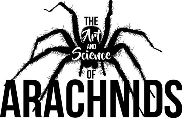 Logo of The Art and Science of Arachnids at River Legacy Living Science Center