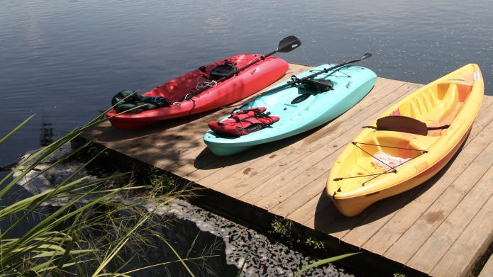 kayaking augusta ga