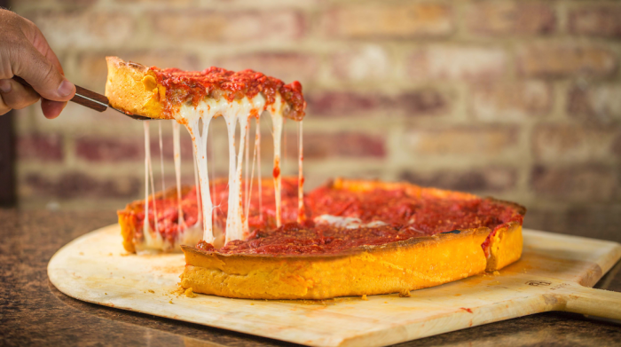 Chicago Southland pizza