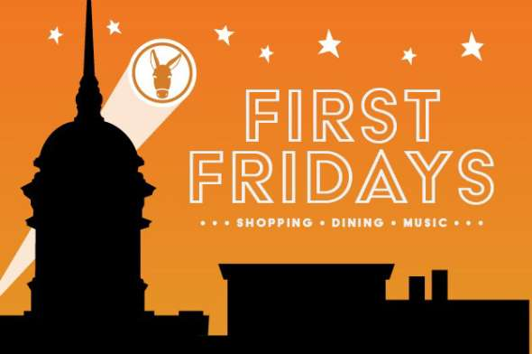 First Fridays Downtown Columbia