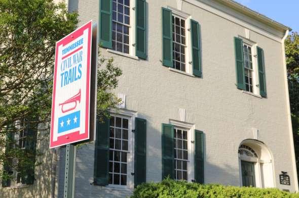 President Polk Home