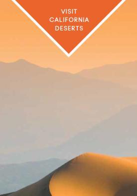 Visit CA Deserts Brochure