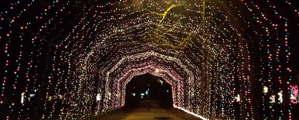 Drive Through Christmas Lights.Top 10 Holiday Light Displays In Hendricks County