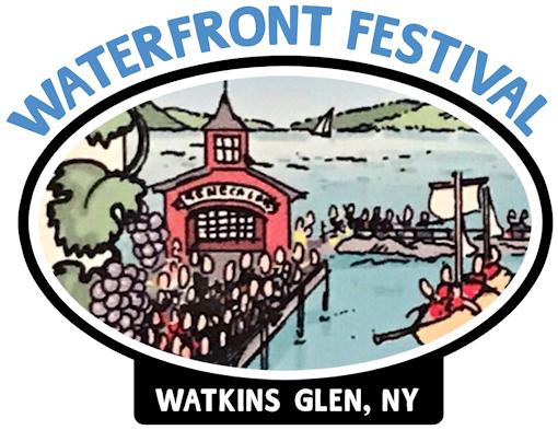 Waterfront Festival Logo