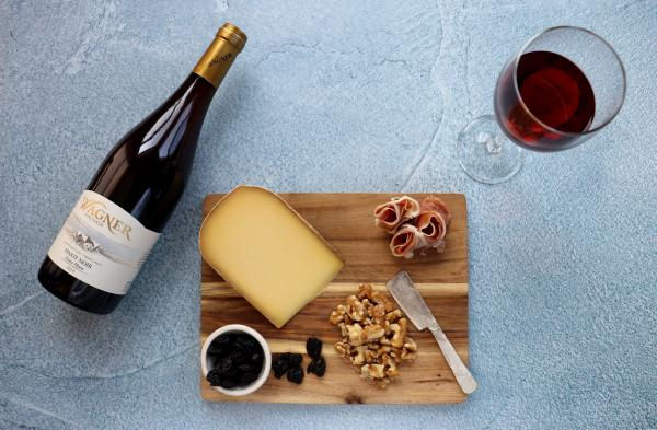 Wagner Wine & Cheese Pairing - Alexandra Jones