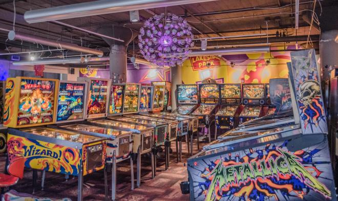 Roanoke Pinball Museum - Center in the Square