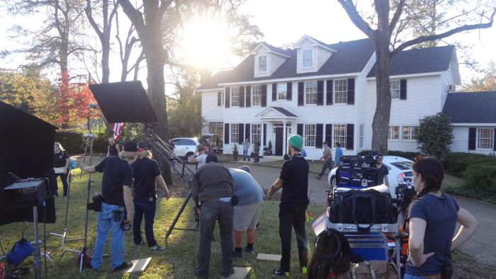 Filming House