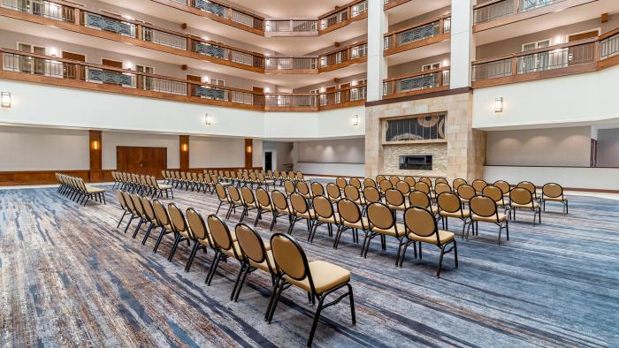 Minneapolis Marriott Northwest Great Hall