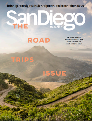 San Diego Mag page 1