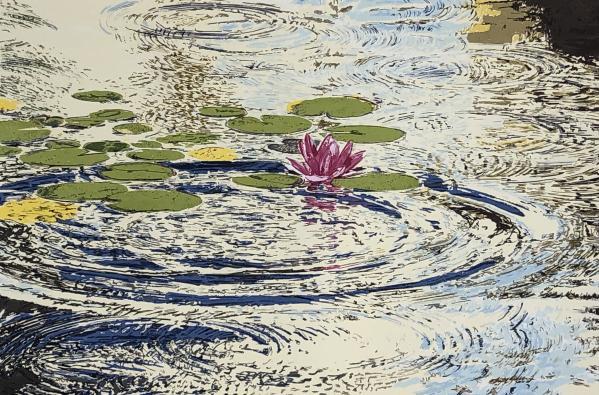 Pebble in a Pond_Monique Martin