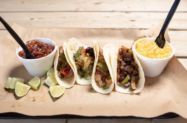 Slap's BBQ Tacos