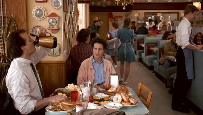 Groundhog Dag Restaurant