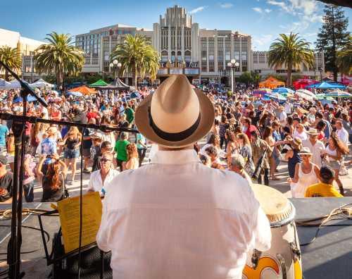 Salsa Festival Concert in Redwood City