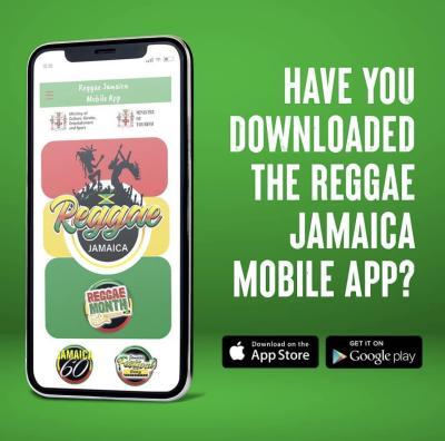 Reggae Month App