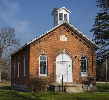 Dixboro Schoolhouse