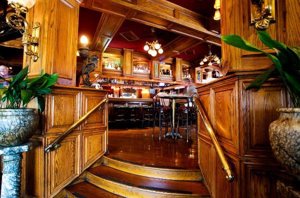 Copper Cellar - Bar