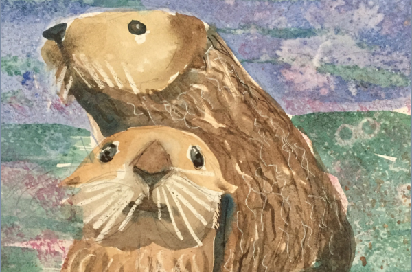 Sea otter Art Submission